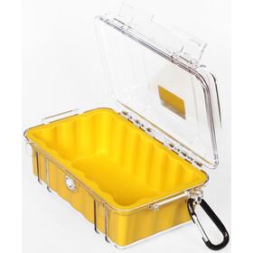 Peli MicroCase 1010 Box clear/yellow